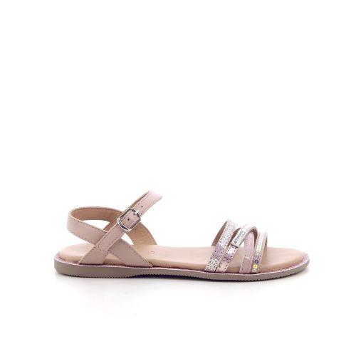 Les tropeziennes solden sandaal poederrose 193732