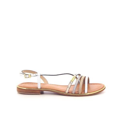 Les tropeziennes solden sandaal wit 193740