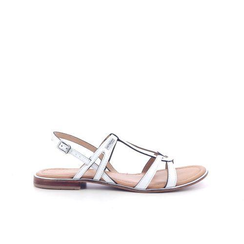 Les tropeziennes  sandaal wit 204461