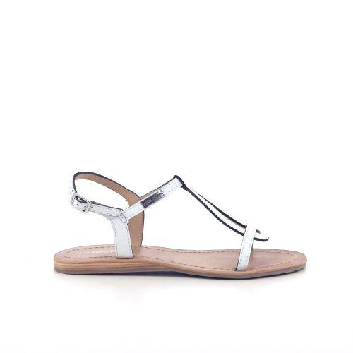 Les tropeziennes  sandaal wit 213389