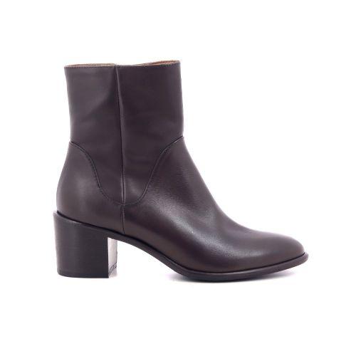 Les venues damesschoenen boots d.bruin 208759