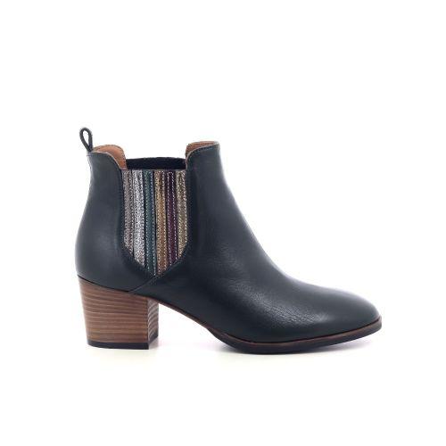 Les venues solden boots donkergroen 208756