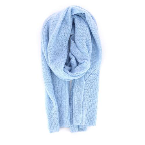 Leselles accessoires sjaals lichtblauw 219581