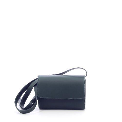 Lies mertens tassen handtas donkergroen 211674