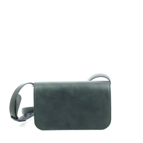 Lies mertens tassen handtas donkergroen 216040