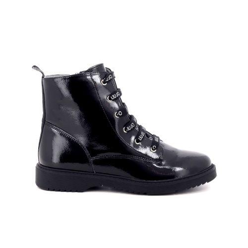 Liu girl  kinderschoenen boots zwart 200478