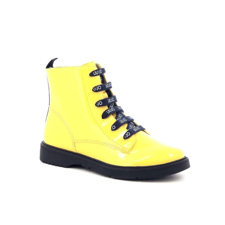 Liu girl  kinderschoenen boots geel 200479
