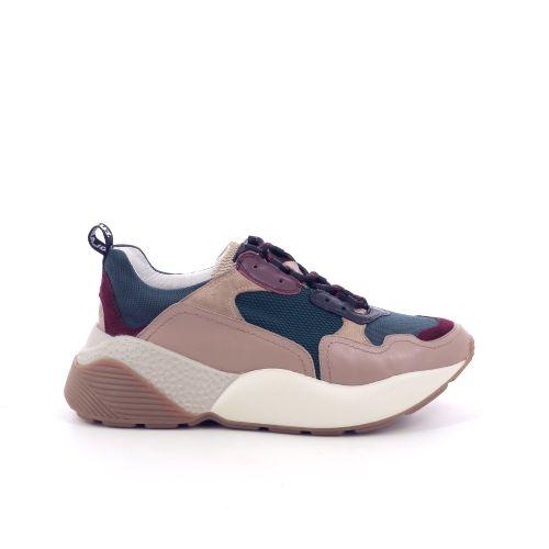 Lola cruz  sneaker bordo 199188