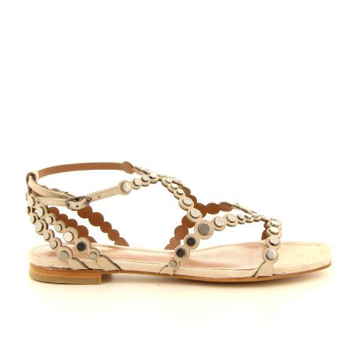 Lola cruz damesschoenen sandaal beige 12339