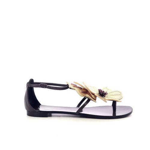 Lola cruz damesschoenen sandaal cognac 213959