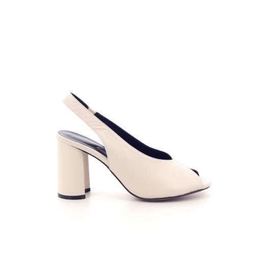 Lola cruz damesschoenen sandaal ecru 183982