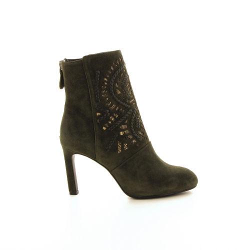 Lola cruz damesschoenen boots kaki 18859