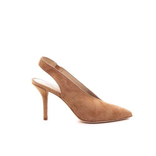 Lola cruz damesschoenen sandaal naturel 194605