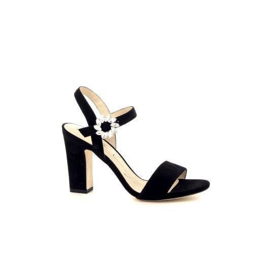 Lola cruz damesschoenen sandaal zwart 194602