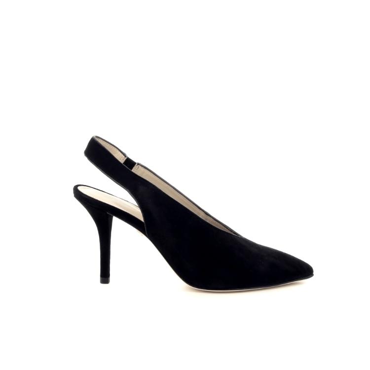 Lola cruz damesschoenen sandaal zwart 194607