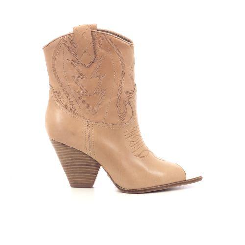 Lola cruz  boots licht naturel 205115