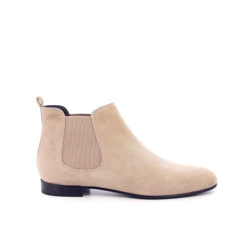 Lorenzo masiero damesschoenen boots beige-rose 198117