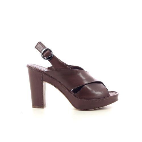 Lorenzo masiero damesschoenen sandaal bruin 214946