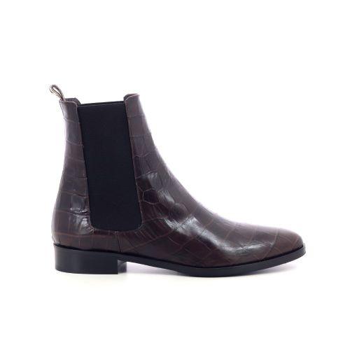 Lorenzo masiero damesschoenen boots cognac 208306