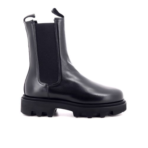 Lorenzo masiero damesschoenen boots cognac 219151