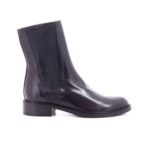 Lorenzo masiero damesschoenen boots d.bruin 219158