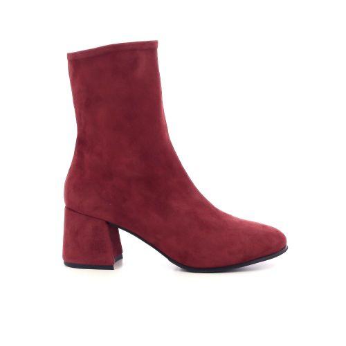 Lorenzo masiero damesschoenen boots d.rood 208294