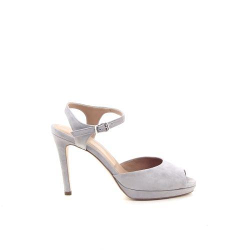 Lorenzo masiero damesschoenen sandaal lichtgrijs 173499