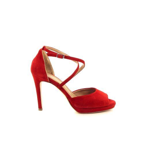 Lorenzo masiero damesschoenen sandaal rood 183216
