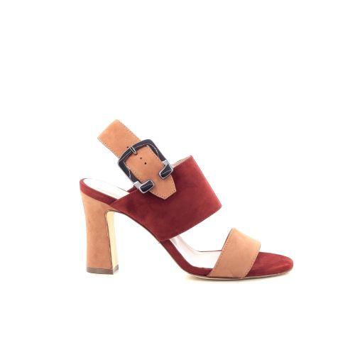 Lorenzo masiero damesschoenen sandaal taupe 206547