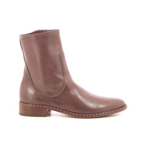 Lorenzo masiero damesschoenen boots taupe-rosÉ 206555