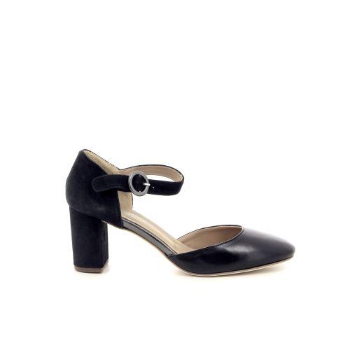 Lorenzo masiero damesschoenen mocassin zwart 183233