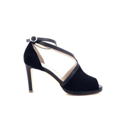 Lorenzo masiero damesschoenen sandaal zwart 206549