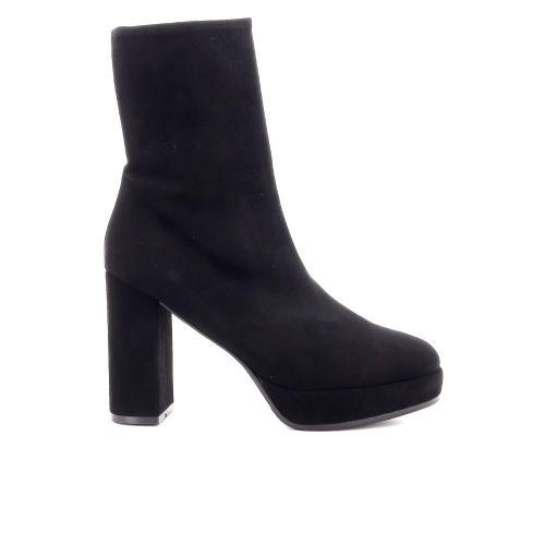 Lorenzo masiero damesschoenen boots zwart 208301