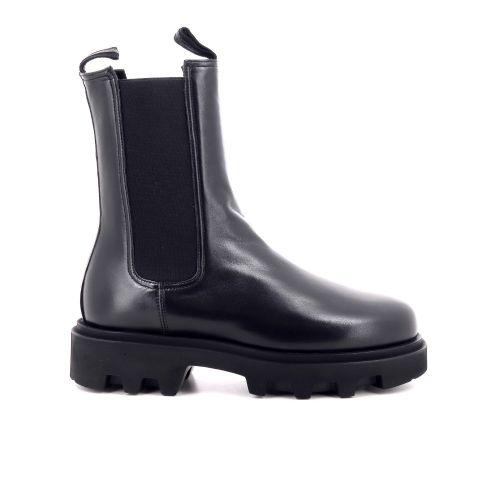 Lorenzo masiero damesschoenen boots zwart 219150
