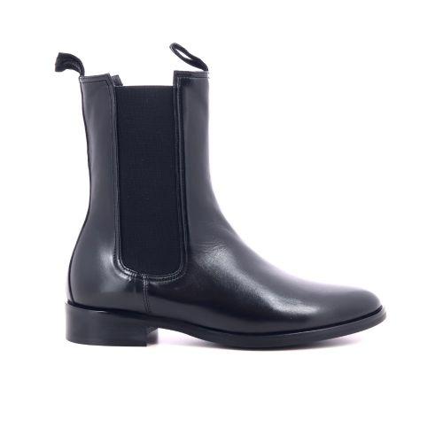 Lorenzo masiero damesschoenen boots zwart 219156