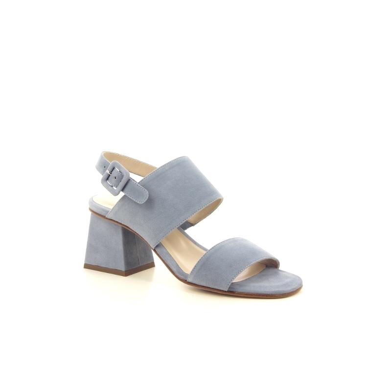 Lorenzo masiero damesschoenen sandaal lichtblauw 195832