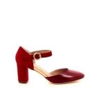 Lorenzo masiero damesschoenen mocassin rood 173491