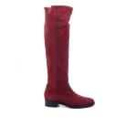 Lorenzo masiero damesschoenen laars rood 208229