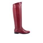 Lorenzo masiero damesschoenen laars rood 208241