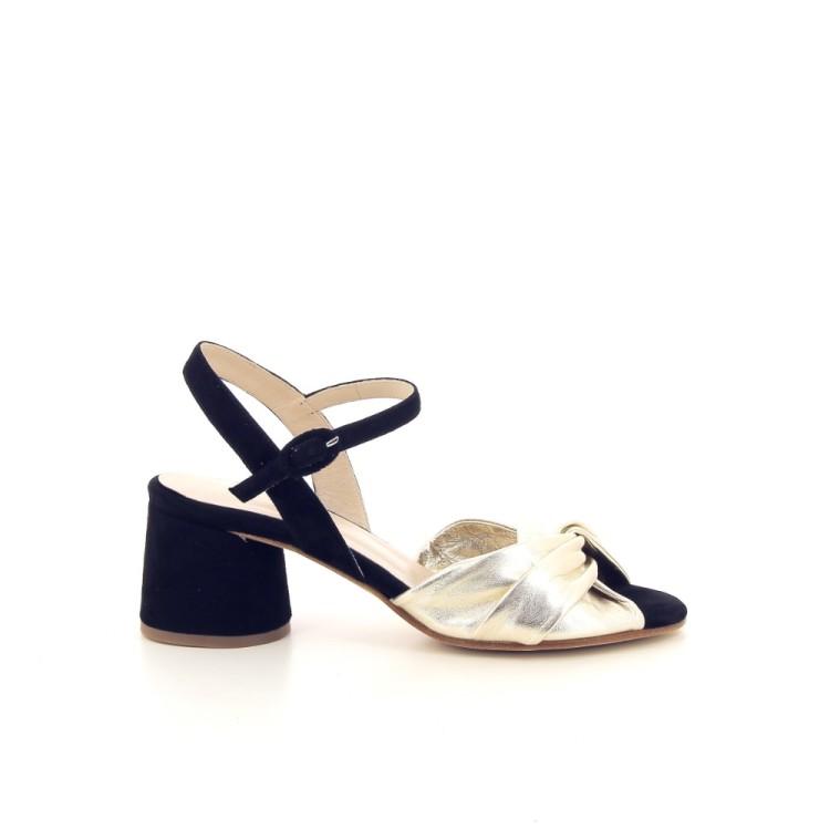 Lorenzo masiero damesschoenen sandaal zwart 195823