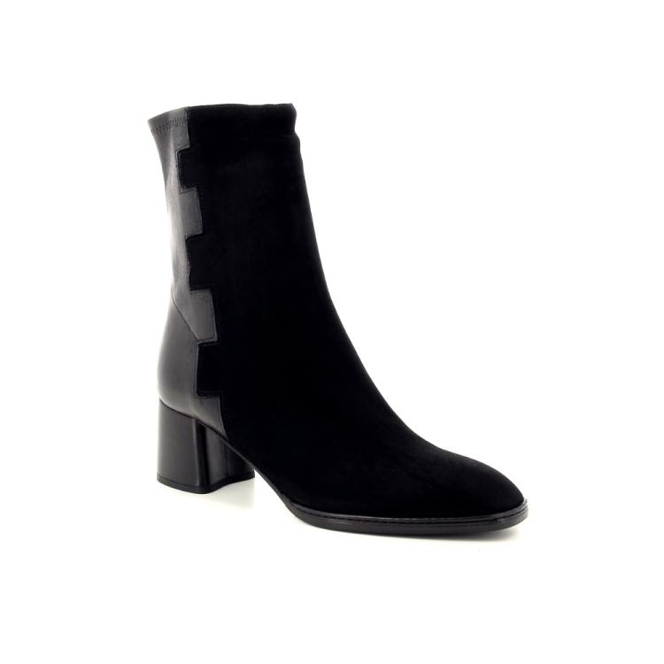 Lorenzo masiero damesschoenen boots zwart 199323