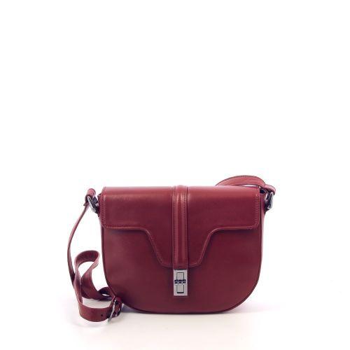 Lorenzo masiero tassen handtas d.rood 208224