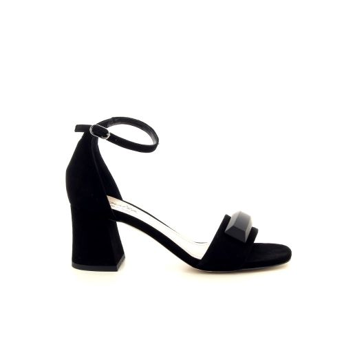 Louisa damesschoenen sandaal zwart 194728