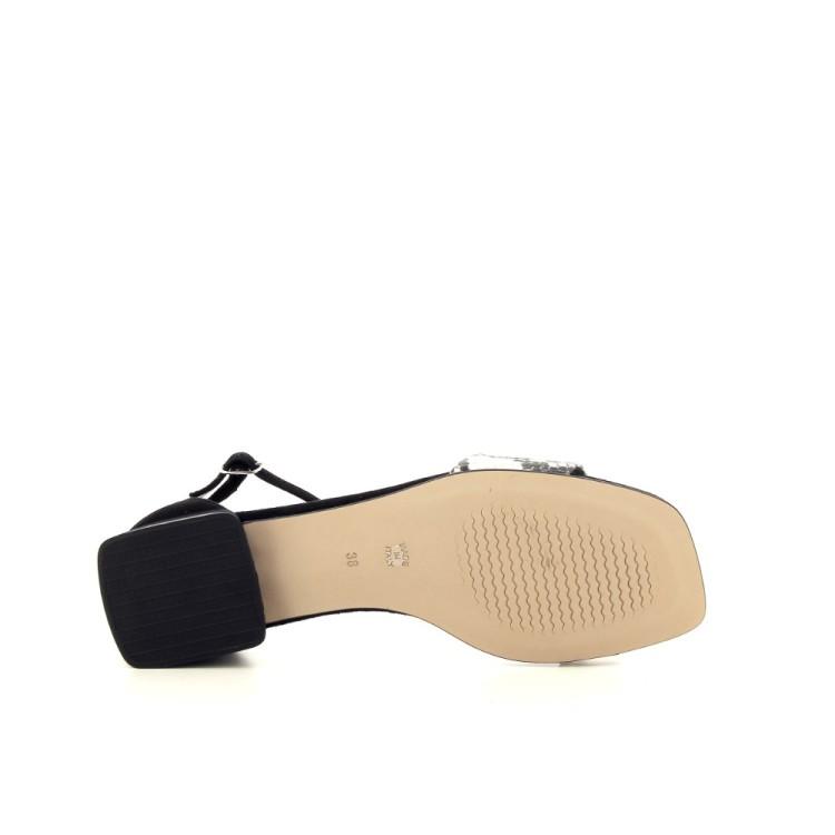 Louisa damesschoenen sandaal zwart 194727
