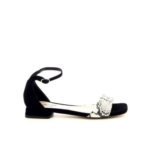 Louisa solden sandaal zwart 194727