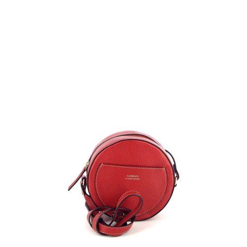 Loxwood tassen handtas rood 196537