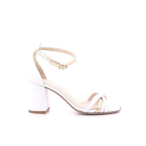 Luca renzi damesschoenen sandaal wit 207158