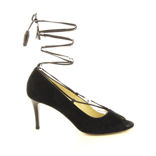Luca renzi damesschoenen sandaal zwart 15224