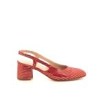 Luca renzi damesschoenen sandaal rood 196622