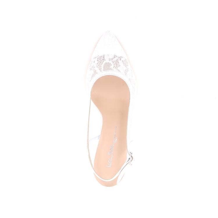 Luca renzi damesschoenen sandaal wit 196617